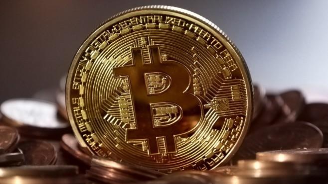 Bitcoin-Münze©pexels