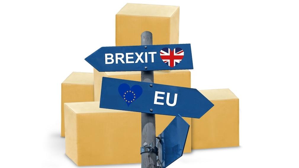 Pakete aus UK