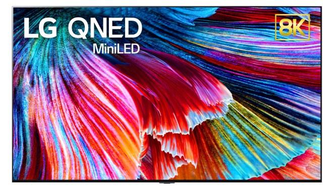 QNED-TV von LG©LG