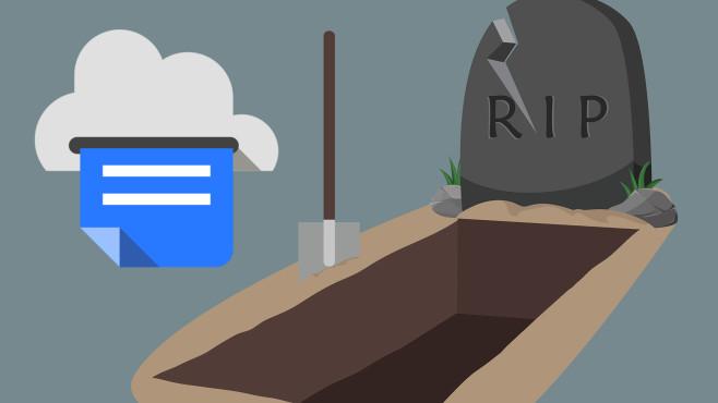 Google Cloud Print stirbt©iStock.com/undefined undefined