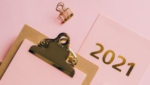 Kalender für 2021©pexels