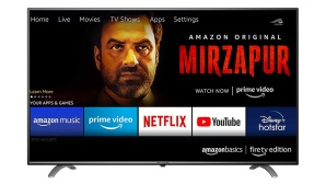 Amazon Basics TV © Amazon