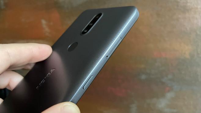 Nokia 2.4 Seitentaste©COMPUTER BILD