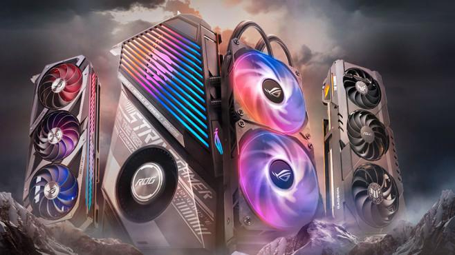 Die Radeon-600er-Reihe von Asus©Asus