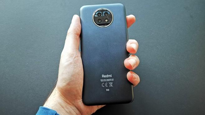Redmi Note 9T 5G©COMPUTER BILD / Michael Huch