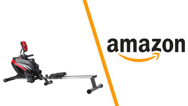 Rudergerät bei Amazon im Angebot: SportPlus zum guten Preis Amazon-Angebot: Momentan ist das Rudergerät SportPlus SP-MR-008 beim Onlineversandhändler auf Lager.©Amazon, SportPlus