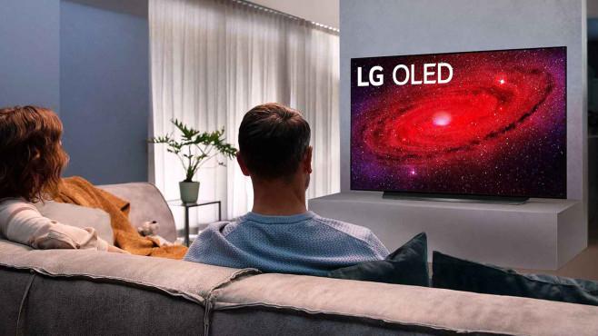 LG OLED CX©LG