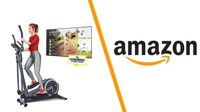 Crosstrainer bei Amazon im Angebot: Sportstech zum Knaller-Preis©Amazon, Sportstech