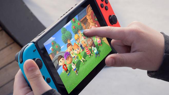 Die Nintendo Switch©Nintendo