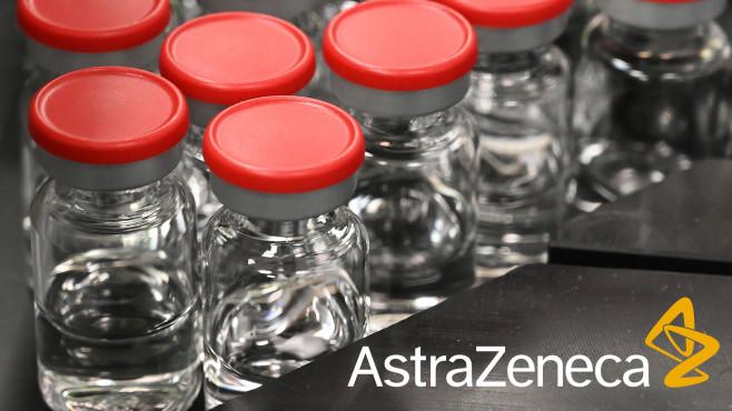 AstraZeneca-Aktie: Corona-Impfstoff©VINCENZO PINTO / Getty Images