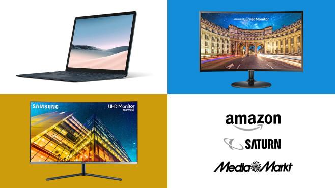 Amazon, Media Markt, Saturn: Top-Deals des Tages!©Amazon, Media Markt, Saturn, Microsoft, Samsung
