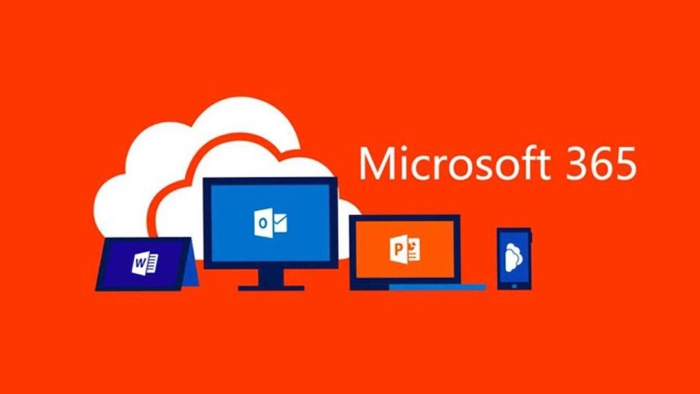 Microsoft 365 im Angebot