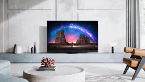 Mit seinem überdurchschnittlich hellen OLED-Bildschirm dürfte auch der Panasonic JZW2004 wieder zu den besten Fernsehern überhaupt zählen.©Panasonic