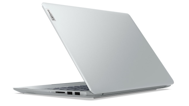 Die Rückseite des Lenovo IdeaPad 5 Pro.©Lenovo