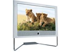 Der Loewe Connect zeigt nicht nur Fernsehprogramme, sondern auch Fotos und Filme per Funknetzwerk.