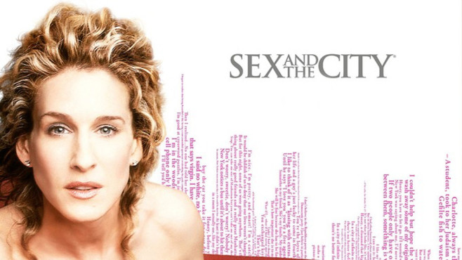 Sarah Jessica Parker in Sex and the City©HBO
