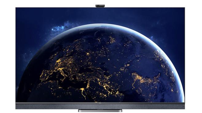 Beim TCL C825 zählt eine Webcam zum Lieferumfang.©TCL