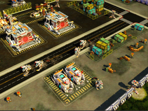 Strategiespiel Command & Conquer – Alarmstufe Rot 3: Basis