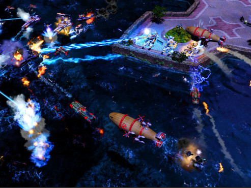 Strategiespiel Command & Conquer – Alarmstufe Rot 3: Großangriff