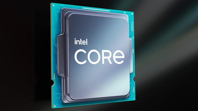 Intel Rocket Lake-S: Core i9-11900K schlägt Ryzen 9 5900X Intel bringt wohl in Kürze seine 11. Prozessor-Generation auf den Markt.©Intel