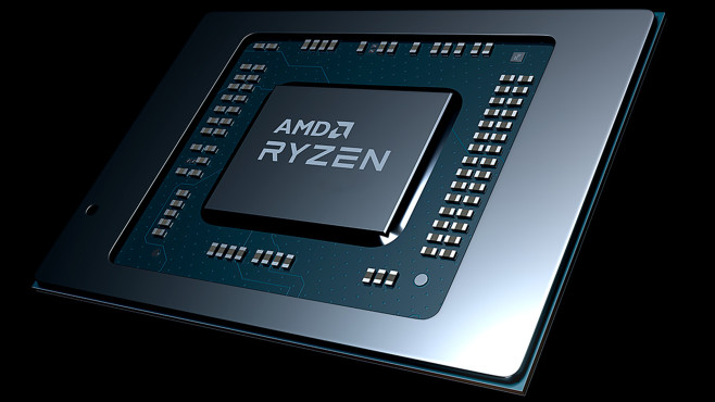 AMD Ryzen 5000 mobile © AMD