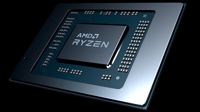 AMD Ryzen 5000 mobile©AMD