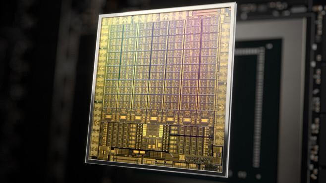 RTX-30-Serie: Nvidias Ampere-Chips für Notebooks©Nvidia