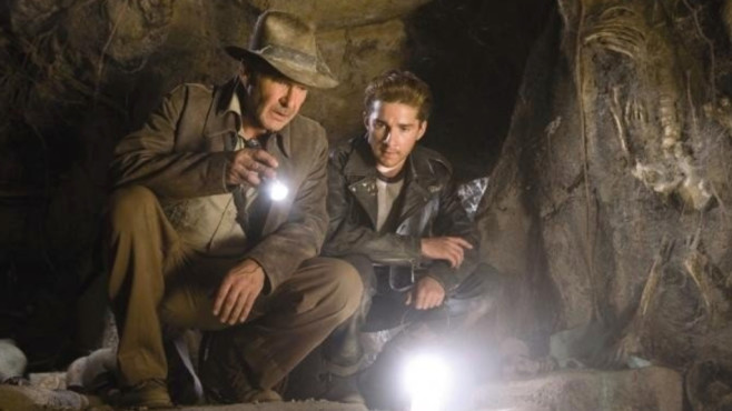 Harrison Ford als Indiana Jones © Paramount Pictures