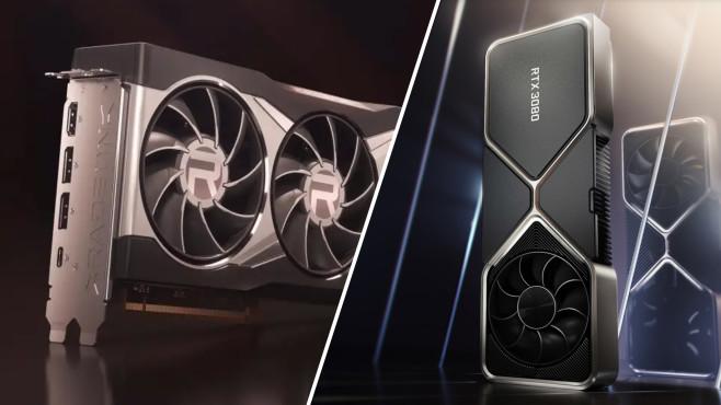 Nvidia und AMD©Nividia, AMD