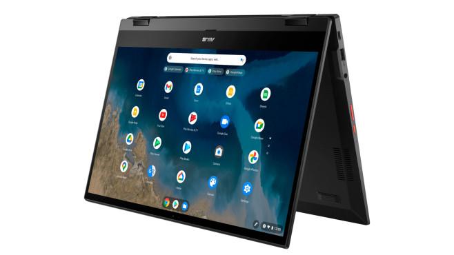 Asus Chromebook CM5 vor weißem Hintergrund©Asus
