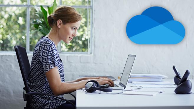 OneDrive: Microsoft erhöht Upload-Grenze auf 250 GB Microsoft möchte das Arbeiten im Home-Office erleichtern und führt dafür eine weiterreichende Änderung ein.©iStock.com/Morsa Images, Microsoft