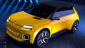 Renault: R5 EV©Renault