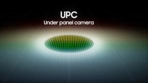 Under Panel Camera©Samsung / YouTube