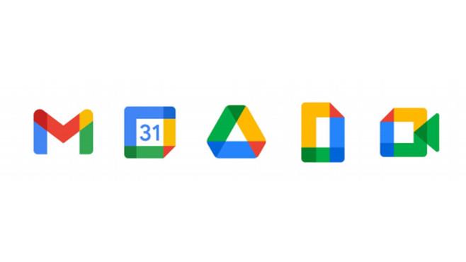 Logos der Google-Apps©Google