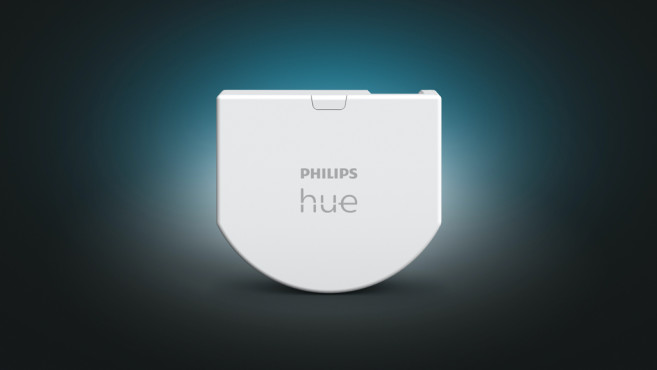 Philips Hue Wandschalter Modul © Philips Hue, Signify