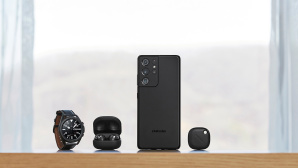 Samsung Galaxy Watch Active 2, Galaxy Buds Pro, Galaxy S21 Ultra, Galaxy SmartTag © Samsung