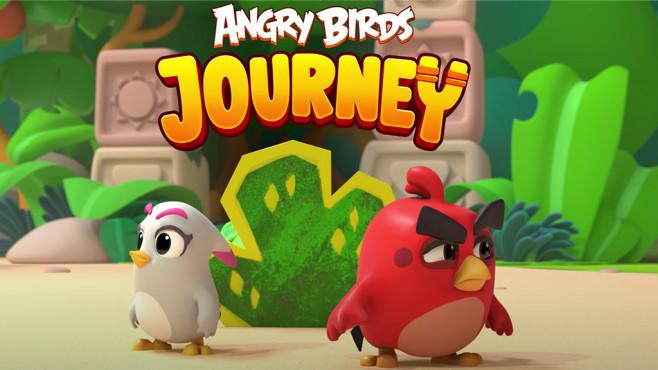 Angry Birds Journey©YouTube