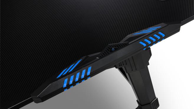 Medion Erazer X89020 High End E-Sports Table©Medion