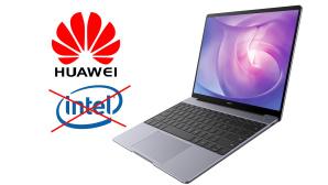 Huawei Intel: Matebook©Huawei / Intel