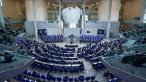 Der Bundestag©Deutscher Bundestag / Henning Schacht