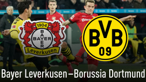 Bayer Leverkusen, Borussia Dortmund©Bayer Leverkusen, Borussia Dortmund, iStock.com/ TF-Images