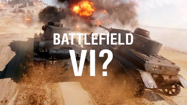 """Battlefield 6: Was wir Leaks zufolge vom nächsten Teil erwarten können Heißt der nächste Titel der Ego-Shooter-Reihe """"Battlefield 6""""?©EA"""