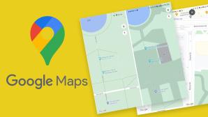 Google Maps bringt neue Details©Google