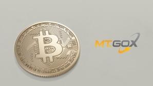 Bitcoin, Mt Gox Logo©pexels, Montage COMPUTER BILD