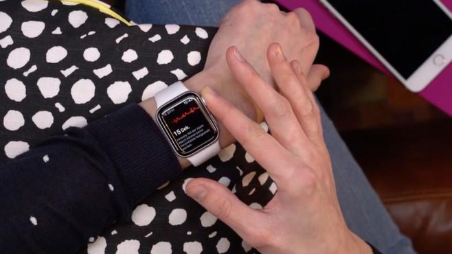 Apple Watch EKG©COMPUTER BILD