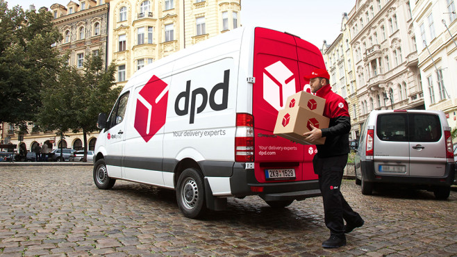 DPD-Paketbote©DPD