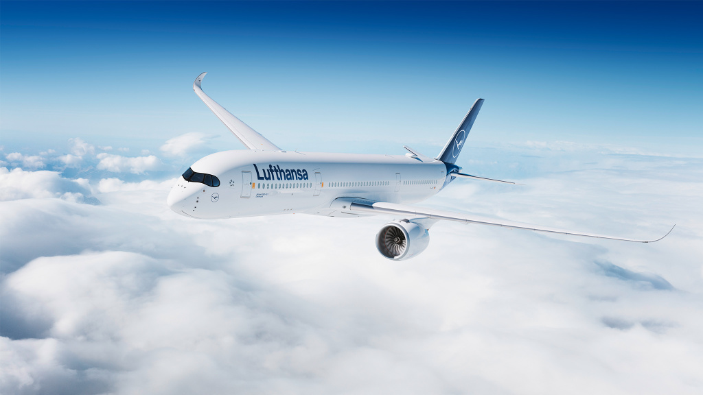 Längster Flug in der Unternehmensgeschichte