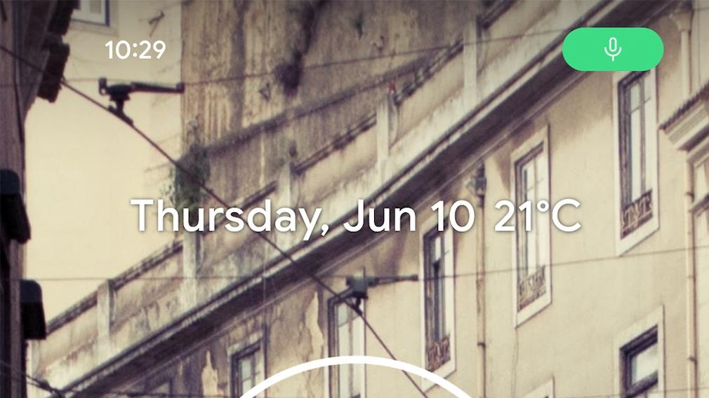 Mikro Benachrichtigung Android 12