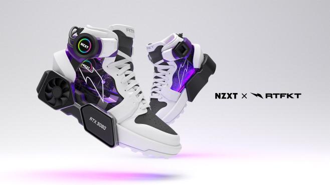 Gaming-Sneaker©twitter.com / Artifact Studios
