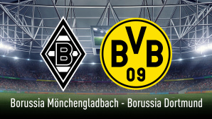 Gladbach - Dortmund live©iStock.com/Masisyan, Borussia Mönchengladbach, Borussia Dortmund